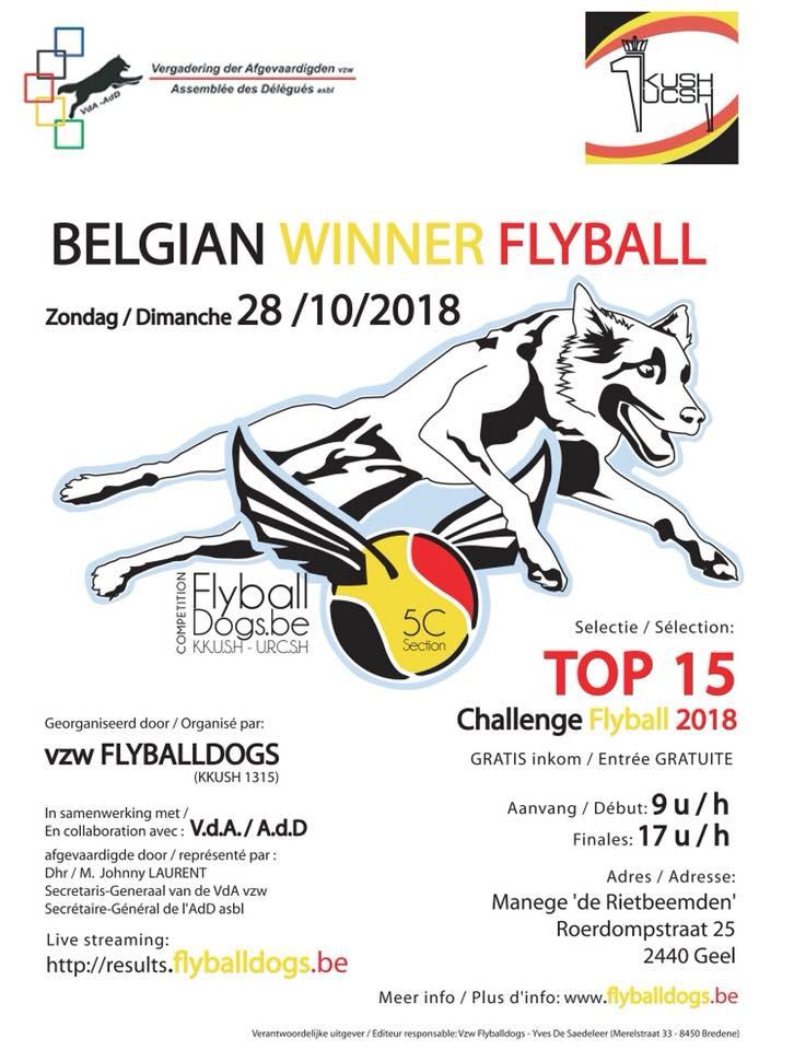 Belgian Winner